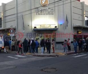 foto: El Banco de Corrientes abrirá sus puertas este fin de semana