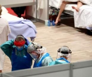 foto: España registró 932 muertos por coronavirus en las últimas 24 horas