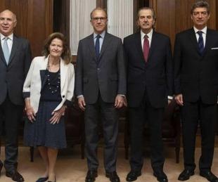foto: Ministros de la Corte Suprema donarán el 25% de sus sueldos