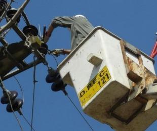 foto: DPEC aclara que la línea eléctrica que afectó al peón rural es una conexión privada