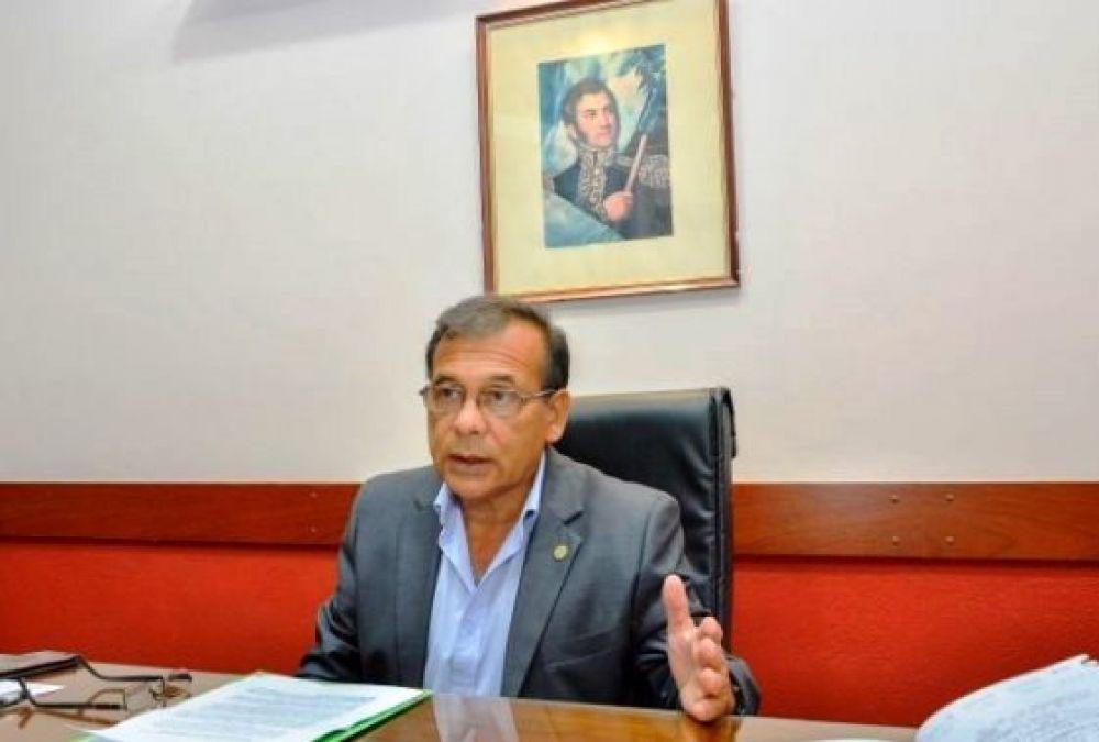 foto: Cardozo llamó a la solidaridad y a la unidad de los correntinos