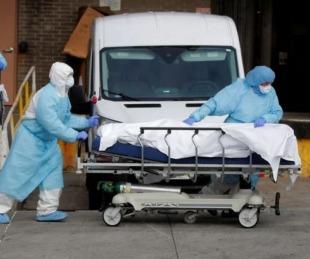 foto: Nueva York: 630 nuevas muertes y ya son 113.704 infectados en total
