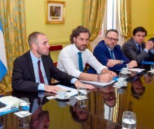 foto: Gabinete económico trató temas de salarios y salida de cuarentena