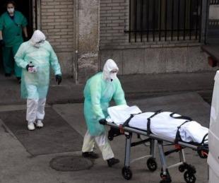 foto: Italia: 681 muertos en 24 horas y ya son más de 15 mil las víctimas