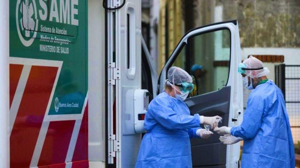 foto: Proponen eximir del pago de ganancias a personal de la salud