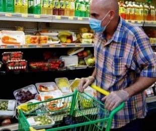 foto: Supermercados mantienen niveles de ventas pese al aislamiento