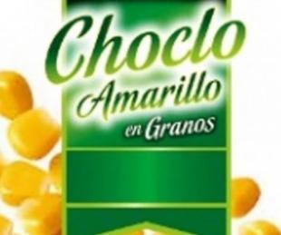 foto: Prohíben la comercialización de un choclo en granos