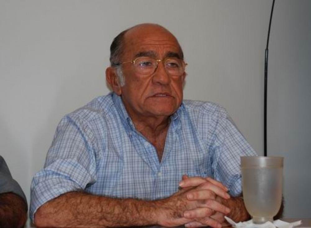 foto: El ex gobernador Pocho Romero Feris dio positivo a Coronavirus