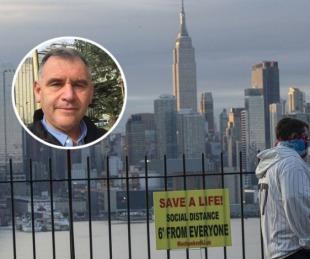 foto: El relato de un argentino que se infectó en Nueva York