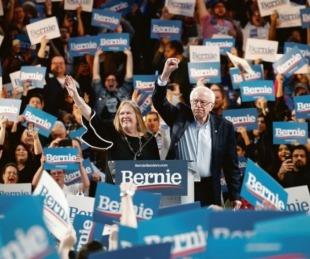 foto: Bernie Sanders pone fin a su candidatura