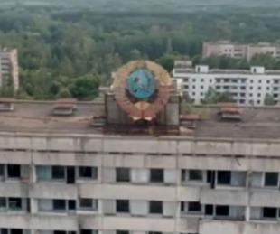 foto: Alerta por el aumento de radiación en Chernobyl