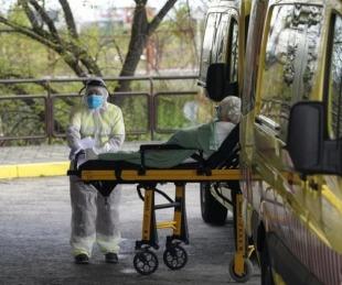 foto: España reportó otra suba en la cifra: 757 muertos por coronavirus
