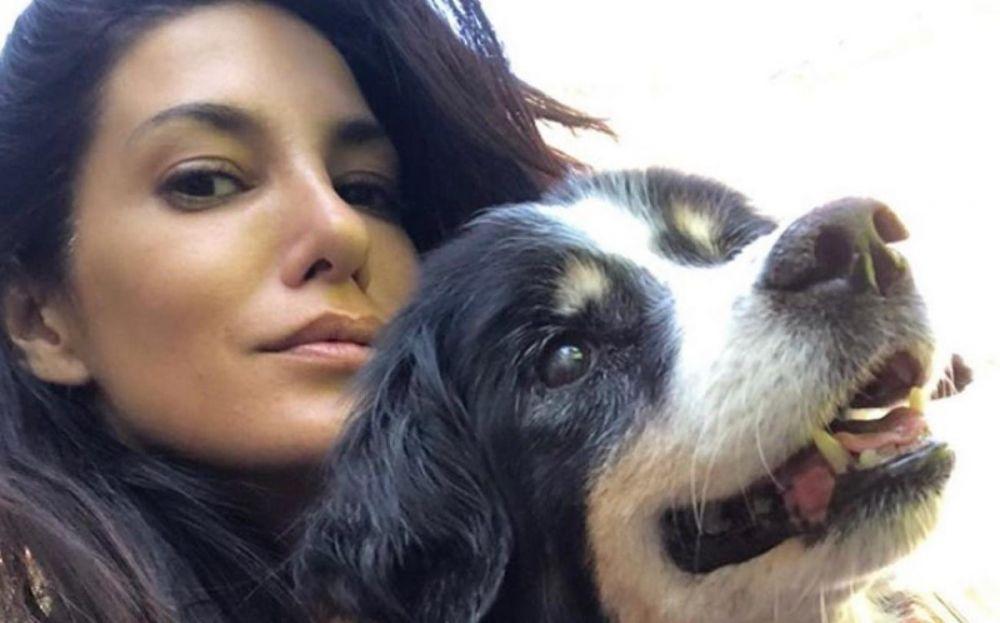 Escudero por la muerte de su perra: Te estamos despidiendo con mucha tristeza