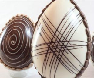 foto: Cómo hacer huevos de pascua caseros: receta e ingredientes