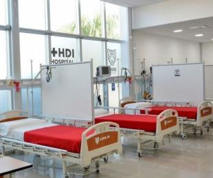 foto: Nuevas camas, respiradores y personal para frenar al COVID-19