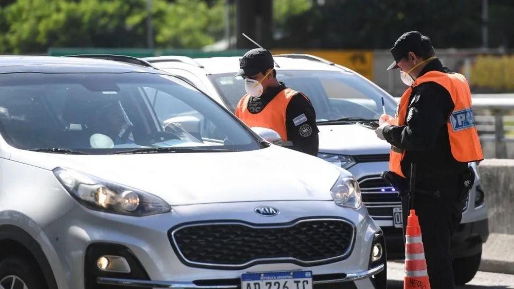 Más de 34 mil detenidos en todo el país por incumplir la cuarentena