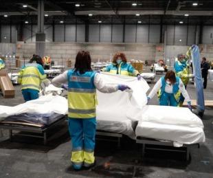 foto: España supera las 15.000 muertes por Coronavirus