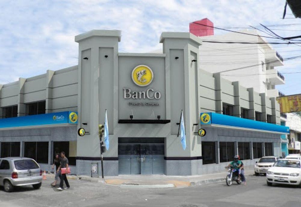 Desde el lunes, el BanCo atenderá al público con turno previo