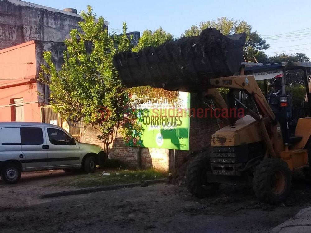 foto: Coronavirus: tras varios días de bloqueo finalmente liberaron el barrio San Marcos