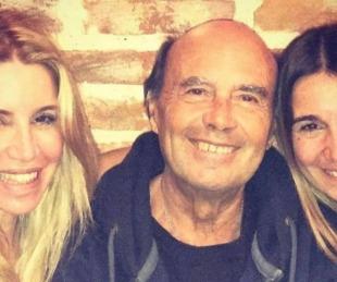 foto: Murió el padre de Florencia: