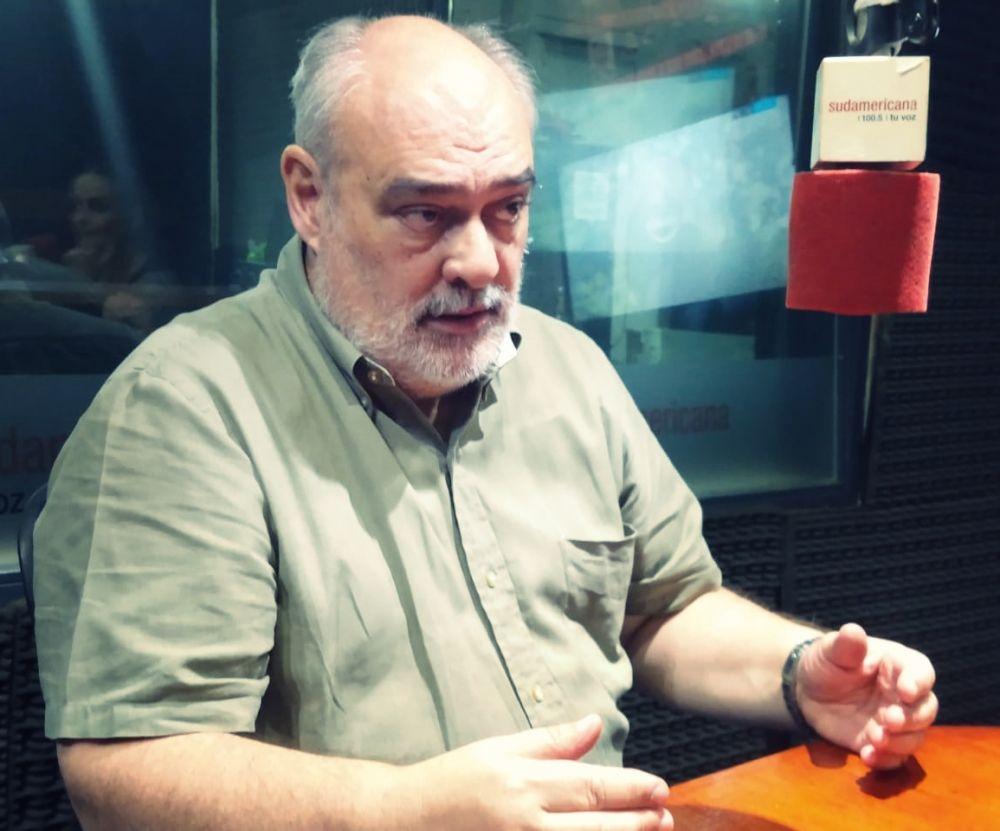 foto: Colombi habló de persecución y dijo lo que quieren es defenestrar