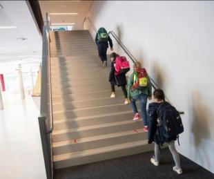 foto: Los 5 cambios en las aulas una vez que se reanuden las clases presenciales