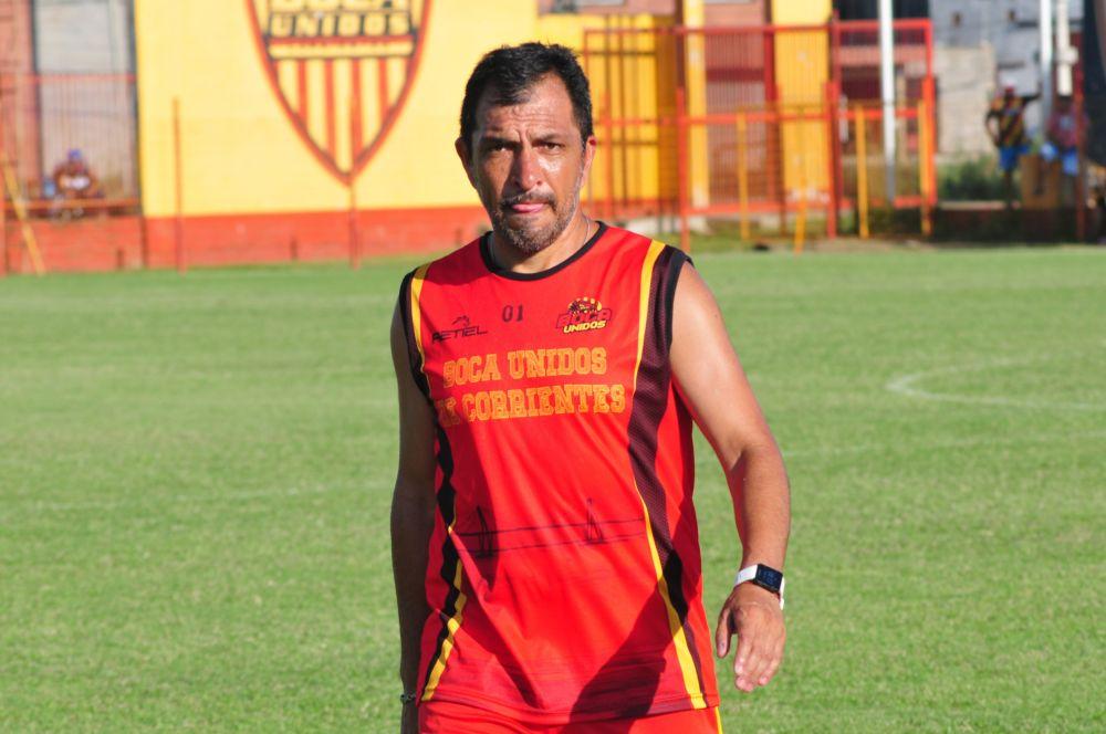Crisis: Claudio Marini dejó de ser entrenador de Boca Unidos
