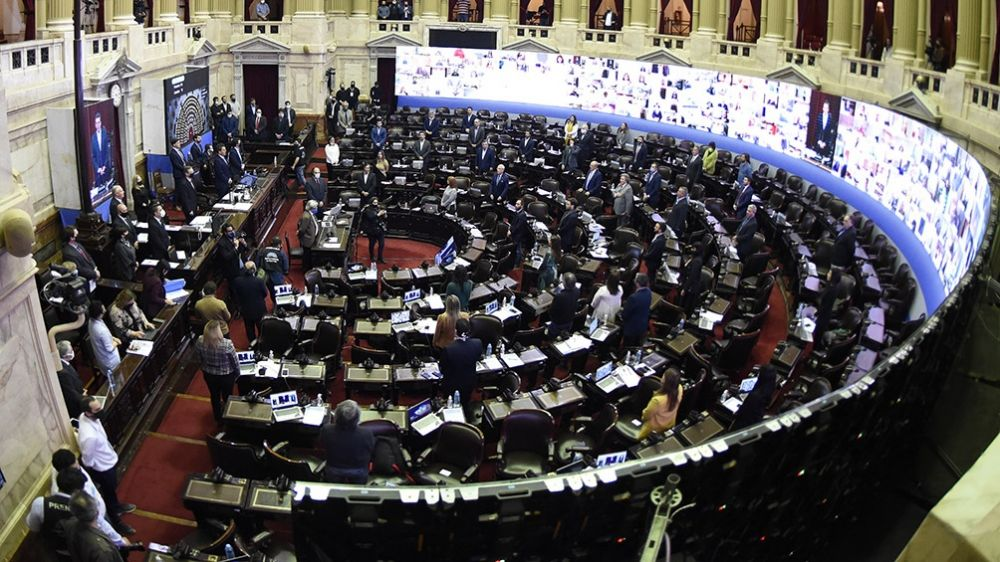 Diputados aprobó beneficios para el personal de la Salud y Seguridad