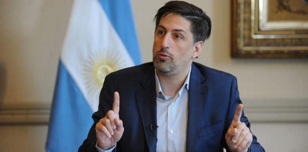 foto: Habló el Ministro de Educación de la Nación: Dar clases los fines de semana no es una alternativa