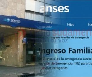 foto: Continúa pago del IFE en el Correo: cómo sigue el cronograma