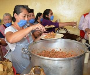 foto: En medio de la pandemia, Saladas tiene sus comedores cerrados