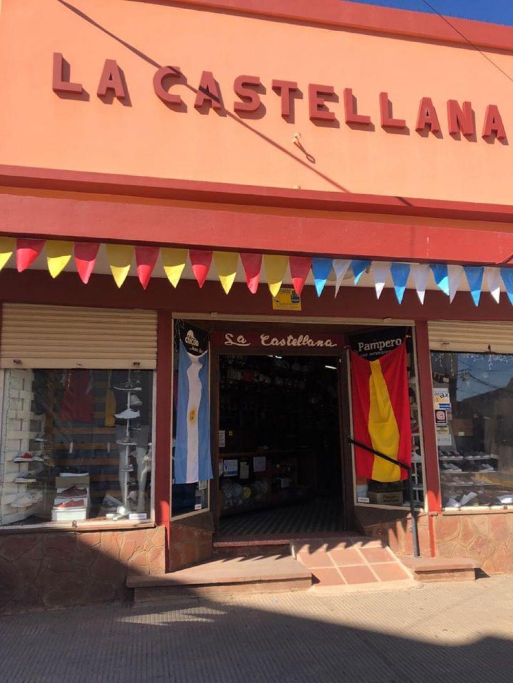 foto: Mercedes: La legendaria tienda La Castellana cumplió 100 años