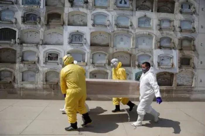 Para la OMS, Sudamérica es un nuevo epicentro de la pandemia