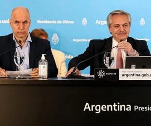 foto: Coronavirus: el presidente anuncia la continuidad de la cuarentena