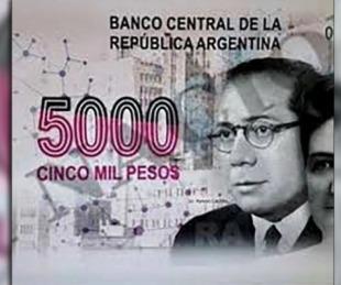foto: Gobierno nacional canceló el proyecto del billete de $5000