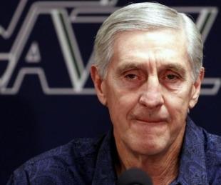 foto: Jerry Sloan, ex entrenador de Utah Jazz, murió a los 78 años