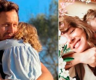 foto: Benjamín Vicuña y las tiernas fotos junto a la China Suárez y su hija