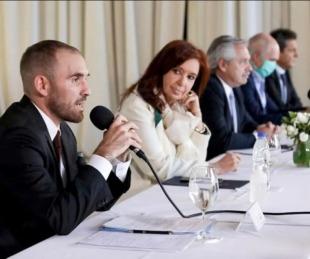 foto: Default: Gobierno mueve fichas en negociaciones con inversores