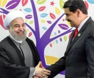 foto: Irán amenazó a EEUU si es que su combustible no llega a Venezuela