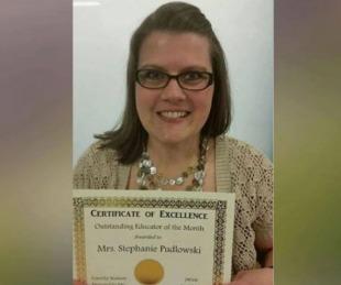foto: Encontraron a una maestra teniendo sexo con su hijo adoptivo