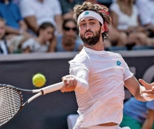 foto: El tenista Basilashvili fue detenido por violencia de género