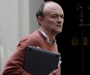 foto: Reino Unido: piden renuncia de un alto asesor por violar la cuarentena