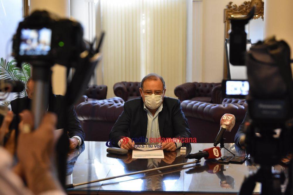 foto: Tassano presentará nuevas medidas y reglamentaciones en Corrientes