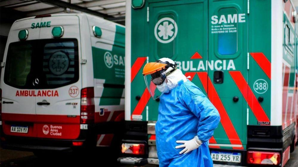 foto: Coronavirus: 15 muertes registradas y son 467 en total en Argentina