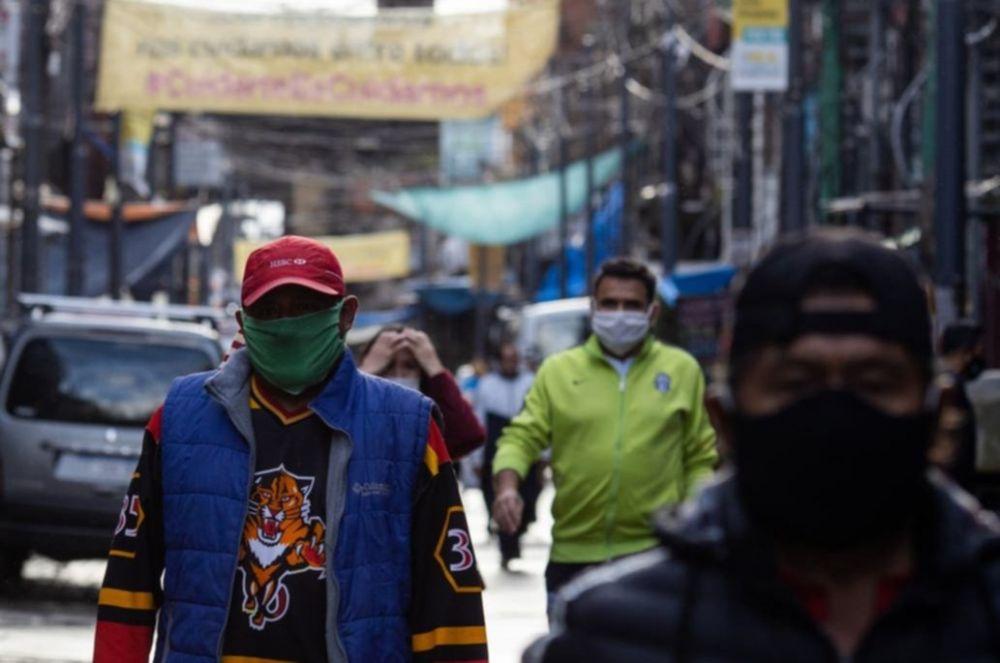 foto: Coronavirus en Argentina: Hay 600 nuevos casos y 23 muertos