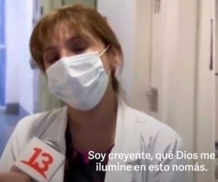 foto: Drama en Chile por la pandemia: