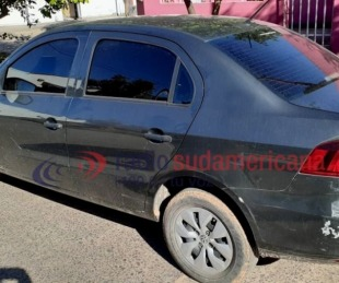 foto: Secuestraron un auto vinculado al robo de la drogería