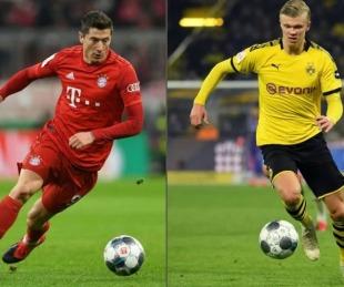 foto: Bundesliga: días, horarios, TV de la fecha 28 del fútbol alemán