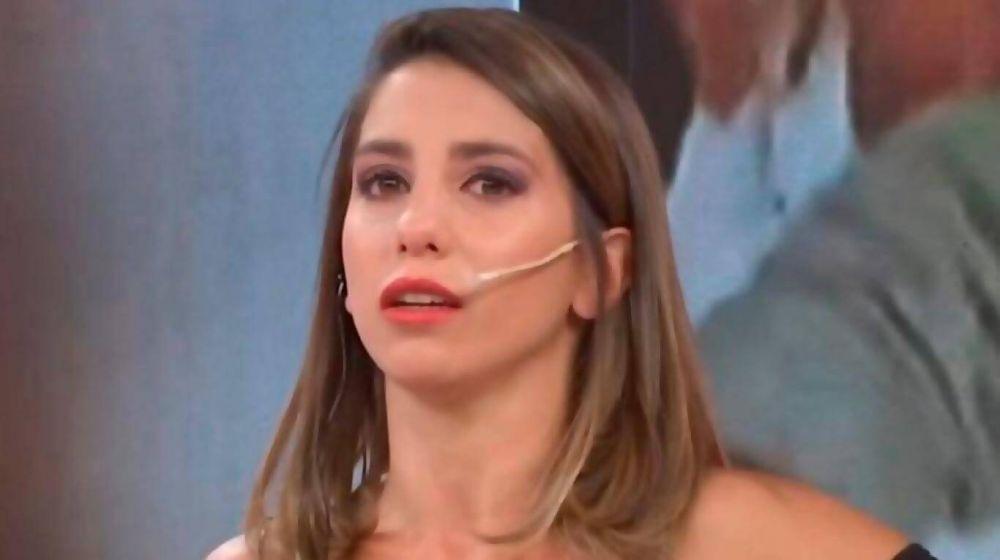 foto: Cinthia Fernández no seguirá en Los ángeles de la mañana