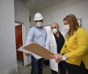 foto: Covid-19: El viernes inaugurarían el hospital de la Unidad Penal Nº6